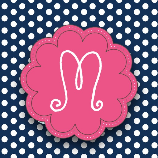 Monogram Photo Designer - Wallpaper & Backgrounds
