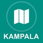 Kampala, Uganda : Offline GPS Navigation icon