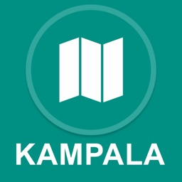 Kampala, Uganda : Offline GPS Navigation