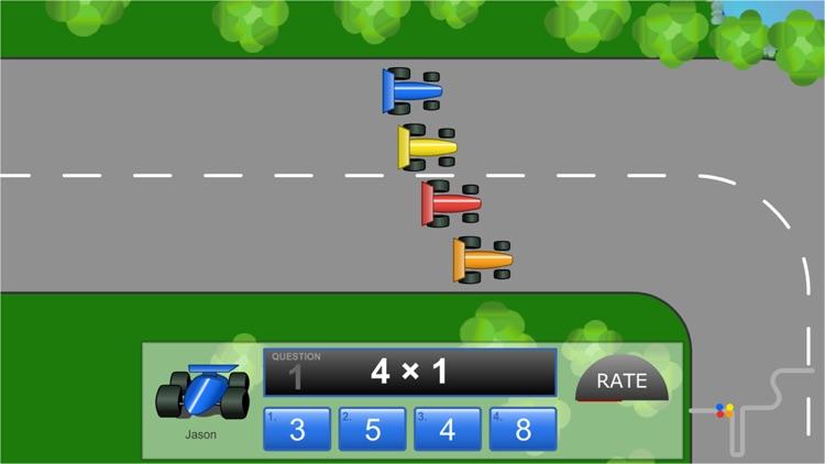 Multiplication Games Grand Prix