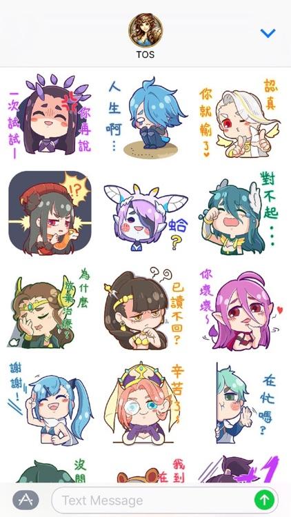 神魔之塔 for iMessage