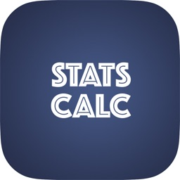 Stats Calculator - Statistics Formulas