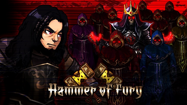 Hammer of Fury screenshot-4