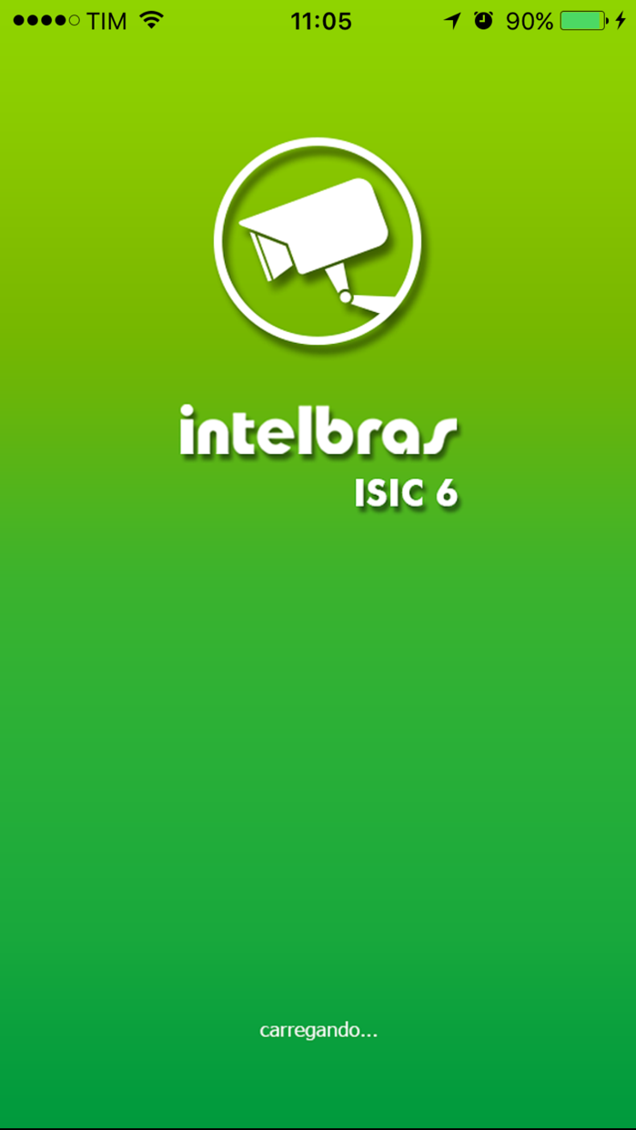 Intelbras iSIC 6 Screenshot