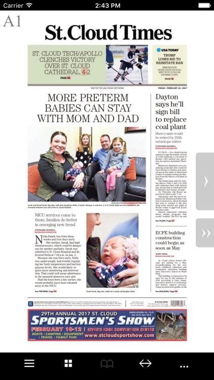 St. Cloud Times Print Edition