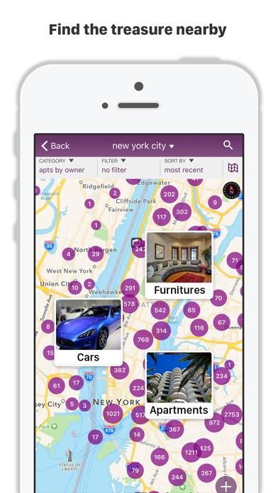CPlus for Craigslist app - mobile classifieds app image