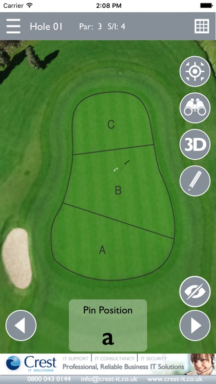 Woodhall Hills Golf Club screenshot-3
