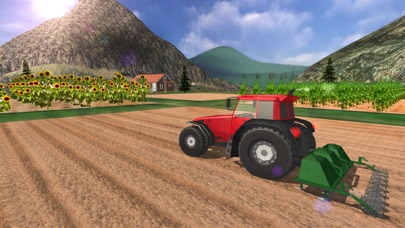 重いトラクター農民シム 2017: 農業の冒険のおすすめ画像1