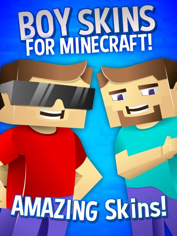 boy skins for minecraft boys minecraft skins app price drops