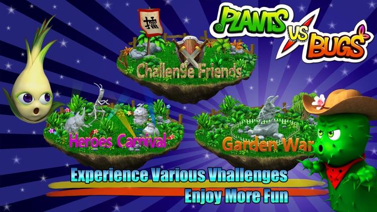 Plants VS Bugs screenshot-3