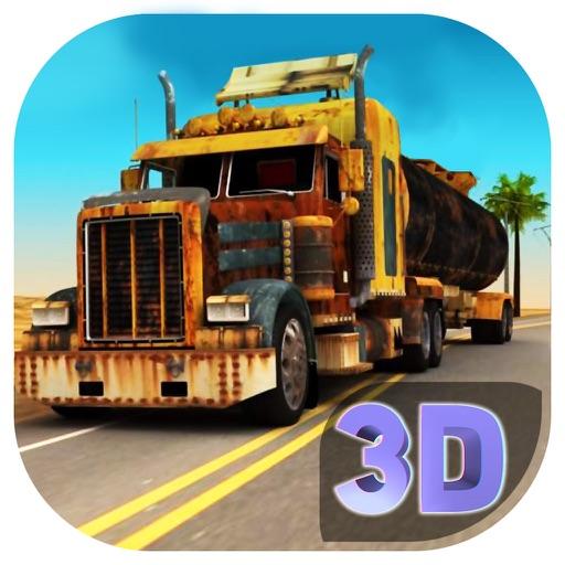 Truck Transporter Simulator 2017 iOS App