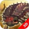 アンキロサウルス シミュレータ 2017 年: 恐竜 戦い ゲーム