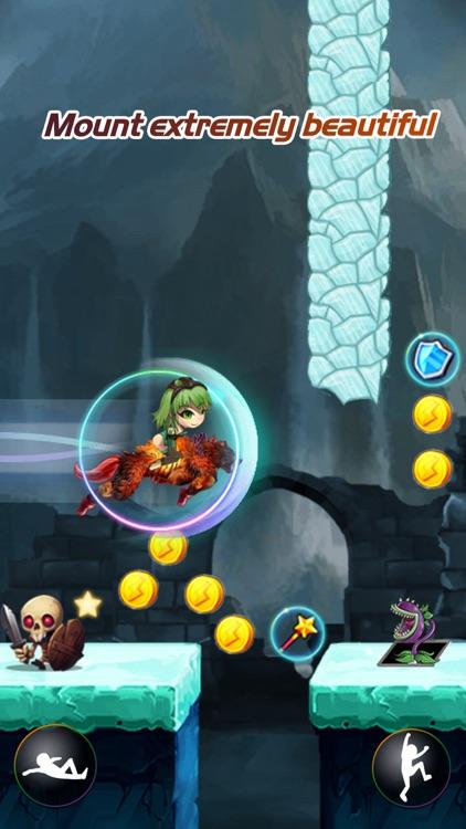Jungle Running Adventure screenshot-3