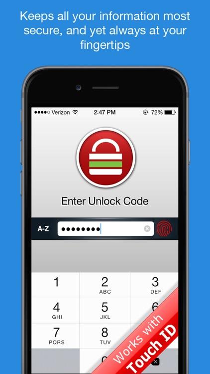 Password Safe - iPassSafe