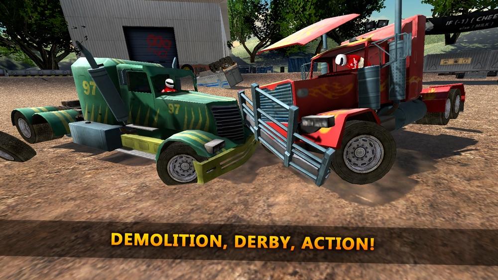 18 Wheeler Truck Crash Derby Cheat Codes