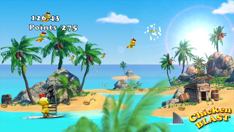 Chicken Blast screenshot-2