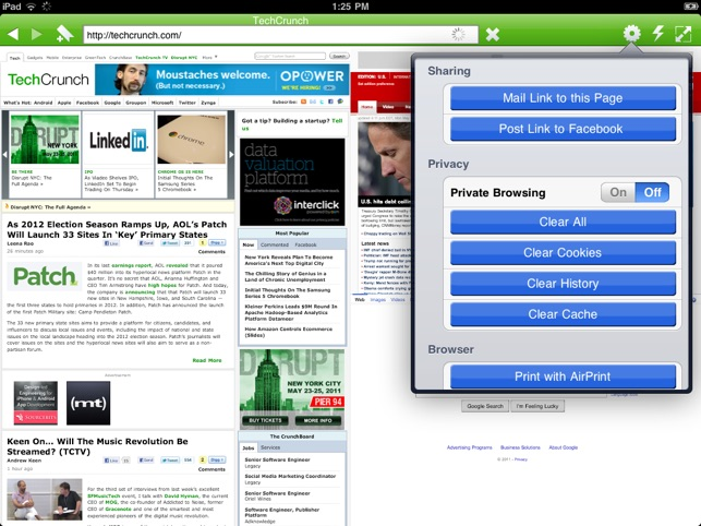 ‎Photon Flash Player & Private Browser for iPad