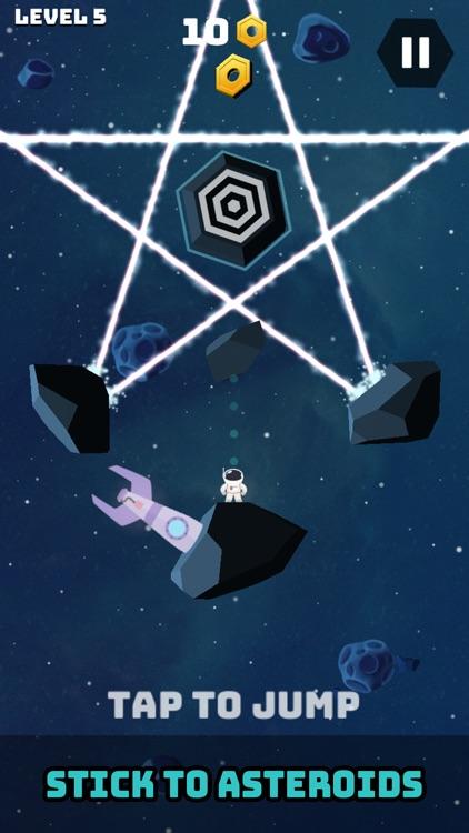 Sticky Space screenshot-0