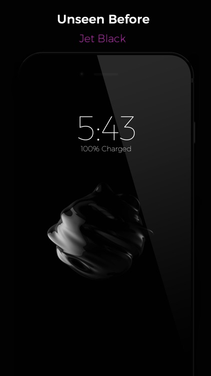 Black - Live Wallpapers screenshot-4
