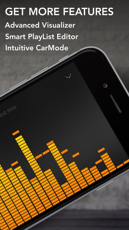 Equalizer+ Pro Music Player and Volume Booster screenshot-3