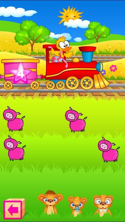123 Kids Fun GAMES: Math & Alphabet Games for Kids screenshot-3