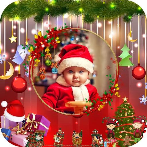 christmas photo frame 2016 hd
