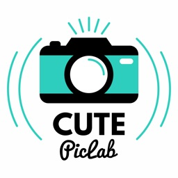 Cute Pic Lab Photo Editor Add cool stickers & text