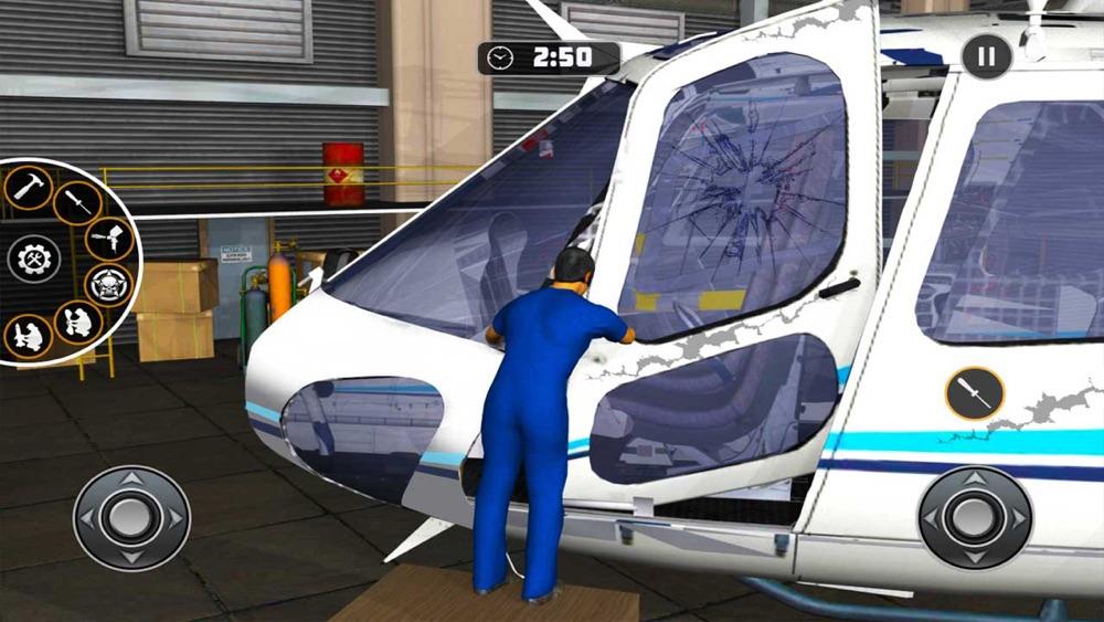 Plane Mechanic Simulator 3D Repair Garage Workshop Cheat Codes