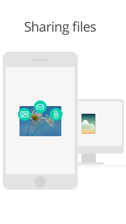 Filedrop - Pair and Share