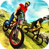 Crazy Off road Mountain Bicycle Rider Simulator 3D