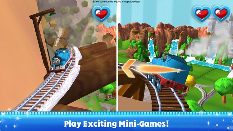 Thomas & Friends: Magical Tracks - Kids Train Set screenshot-0