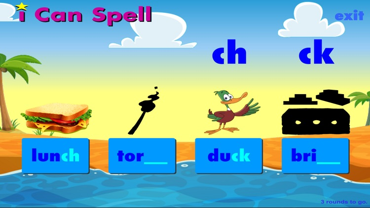 i Can Spell with Phonics screenshot-4