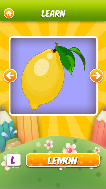ABC Flashcards - First Words screenshot-3