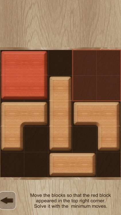 Move The Red Block
