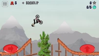 Stickman BMX Free screenshot