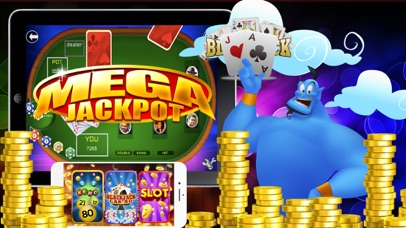 Magic Casino Keno Blackjack screenshot 1