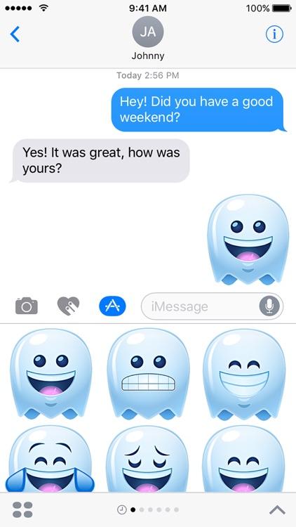 Ghost Emojis Standard