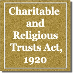The Charitable and Religious Trusts Act 1920
