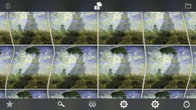 視力回復カメラ ーお好み写真が3Dで動くー screenshot1