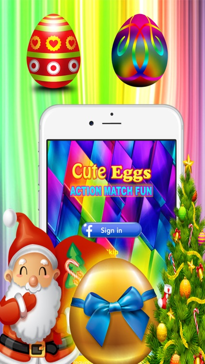 Surprise Colors Eggs Match Game For Friends Family