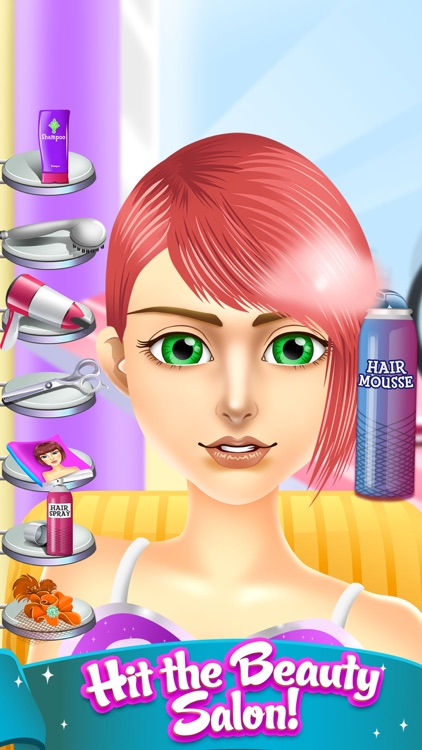 Kids Salon Spa Makeover Games (Girls & Boys)