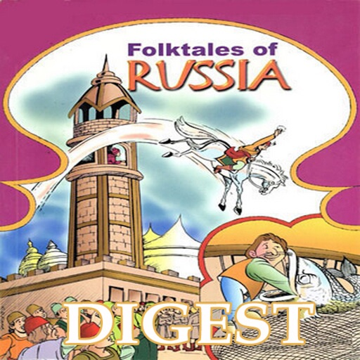 Folk Tales of Russia Digest- Amar Chitra Katha icon