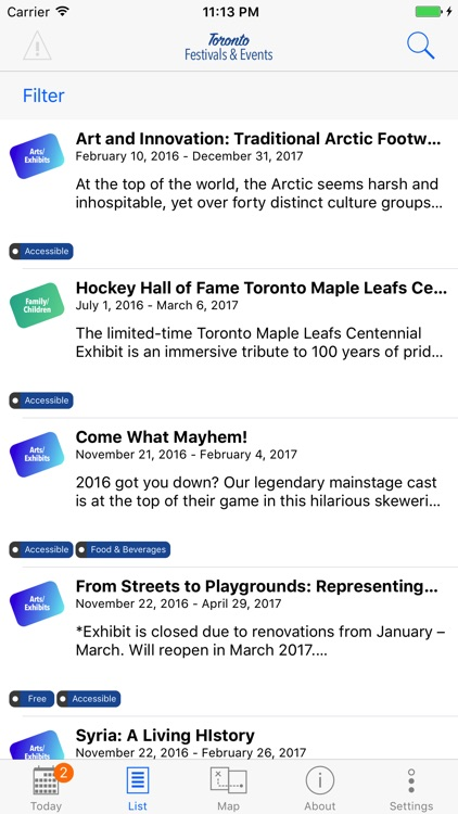 Toronto Festivals & Events