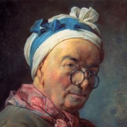 Jean Baptiste Simeon Chardin Artworks Stickers