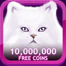 Kitty Glitter Slots : Free Vegas Casino Slots