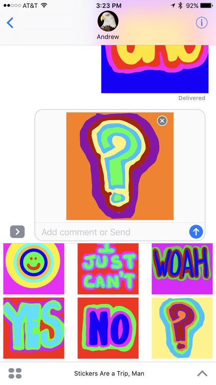 Stickers Are a Trip, Man screenshot-3