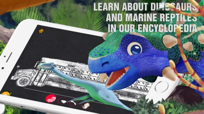 Screenshot #10 for Ginkgo Dino: Dinosaurs World Game for Children