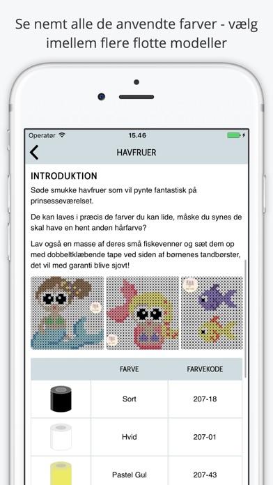 Screenshot for Det Perler in Denmark App Store