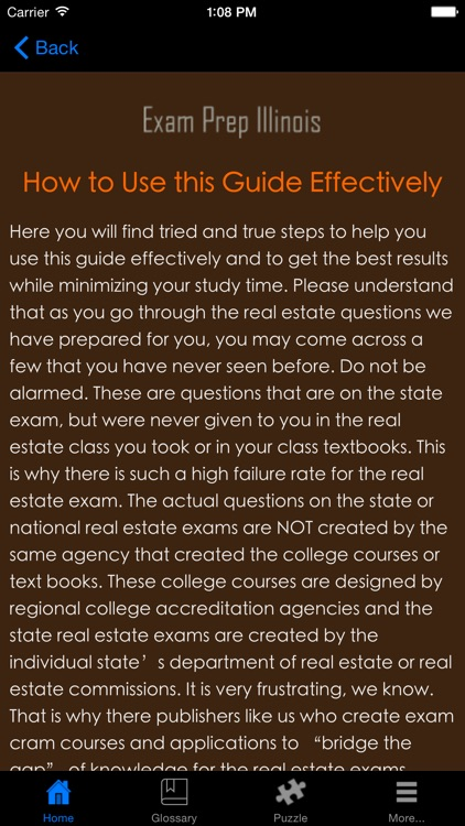 ExamPrepIL Illinois Real Estate Agent Exam Prep.