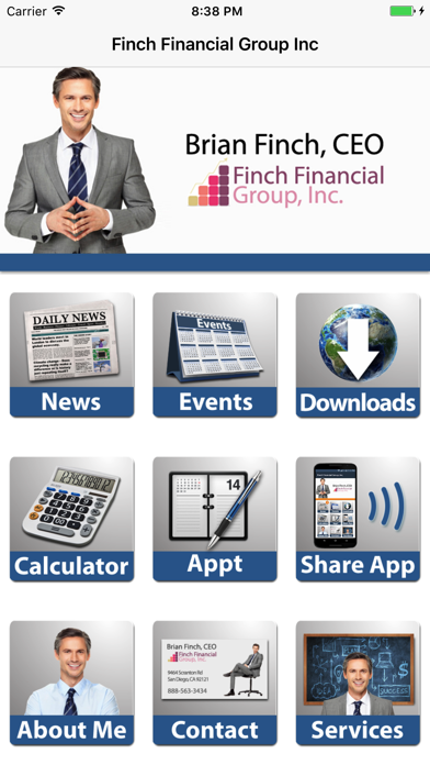 Finch Financial Group Inc
